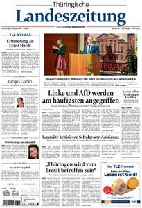 Thüringische Landeszeitung – 17. Januar 2019