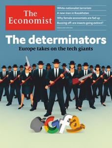 The Economist Middle East and Africa Edition – 23 March 2019