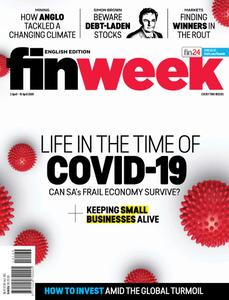 Finweek English Edition - April 02, 2020
