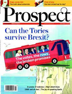 Prospect Magazine – July 2018