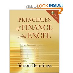 Principles of Finance with Excel ( Re Post)