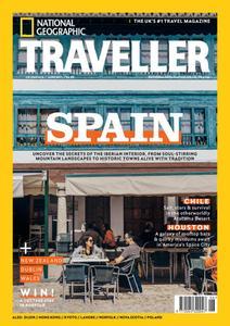 National Geographic Traveller (UK) – June 2021