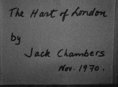 The Hart of London (1970)