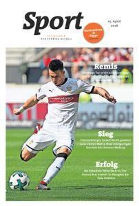 Sport Magazin - 15. April 2018
