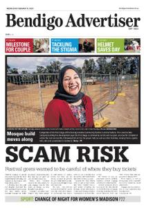 Bendigo Advertiser - February 12, 2020