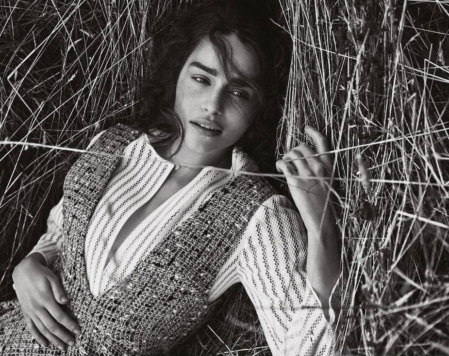 Emilia Clarke by Lachlan Bailey for DIOR Magazine #12