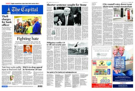 The Capital – February 12, 2020