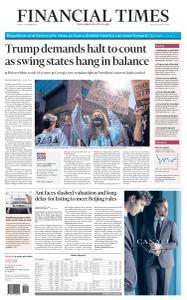 Financial Times USA - November 6, 2020