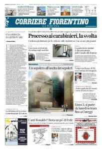 Corriere Fiorentino La Toscana - 13 Luglio 2018
