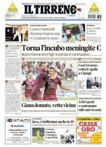 Il Tirreno Livorno - 23 Ottobre 2017