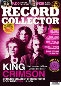 Record Collector – July 2019