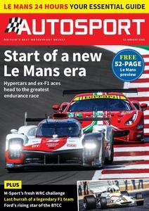 Autosport – 12 August 2021