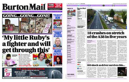 Burton Mail – February 09, 2018