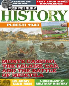 World War II Military History Magazine - Issue 48 - Autumn 2019