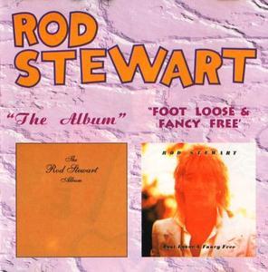 Rod Stewart - The Album / Foot Loose & Fancy Free (1999)