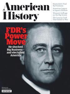 American History - February 2021