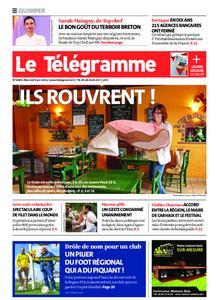 Le Télégramme Quimper – 09 juin 2021