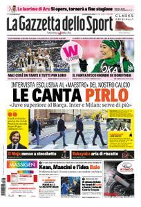 La Gazzetta dello Sport – 25 marzo 2019