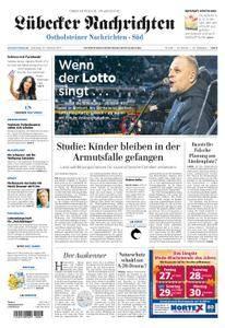 Lübecker Nachrichten Ostholstein Süd - 24. Oktober 2017