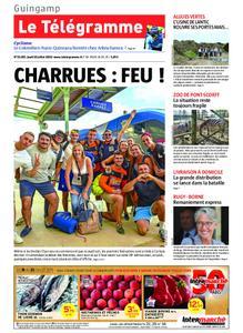 Le Télégramme Guingamp – 18 juillet 2019