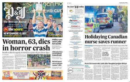 The Press and Journal Moray – September 23, 2019