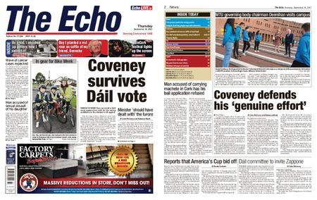 Evening Echo – September 16, 2021
