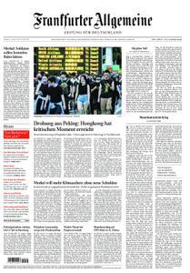 Frankfurter Allgemeine Zeitung F.A.Z. - 13. August 2019