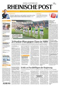Rheinische Post – 23. September 2019