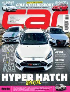 Car South Africa - July 2016