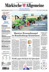 Märkische Allgemeine Westhavelländer - 22. Oktober 2018