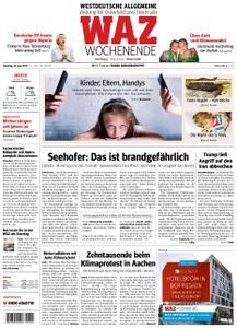WAZ Westdeutsche Allgemeine Zeitung Oberhausen-Sterkrade - 22. Juni 2019