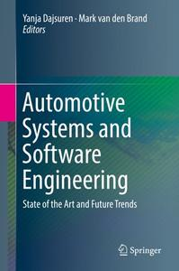 Automotive Systems and Software Engineering: State of the Art and Future Trends (Repost)