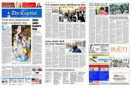 The Capital – August 07, 2018