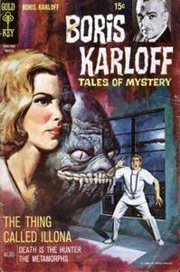 Boris Karloff Tales of Mystery 025 1969