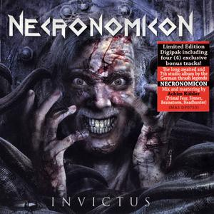Necronomicon - Invictus (2012) [Limited Edition Digipak]