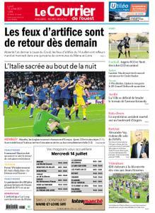 Le Courrier de l'Ouest Angers – 12 juillet 2021