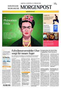 Solinger Morgenpost – 09. Februar 2019