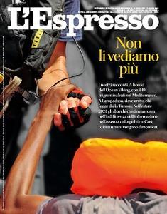 l'Espresso N.34 - 15 Agosto 2021