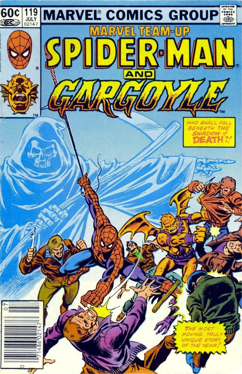 Marvel Team-Up v1 119 1982