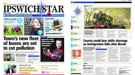 Ipswich Star – November 07, 2017