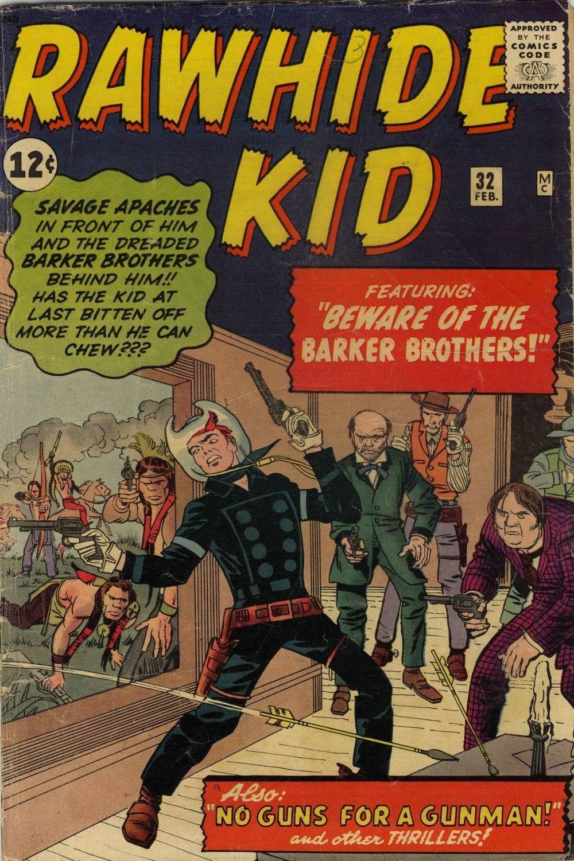 Rawhide Kid v1 032 1963