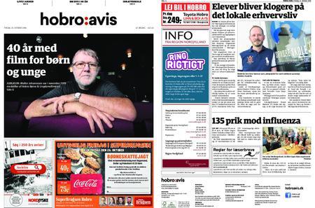 Hobro Avis – 23. oktober 2018