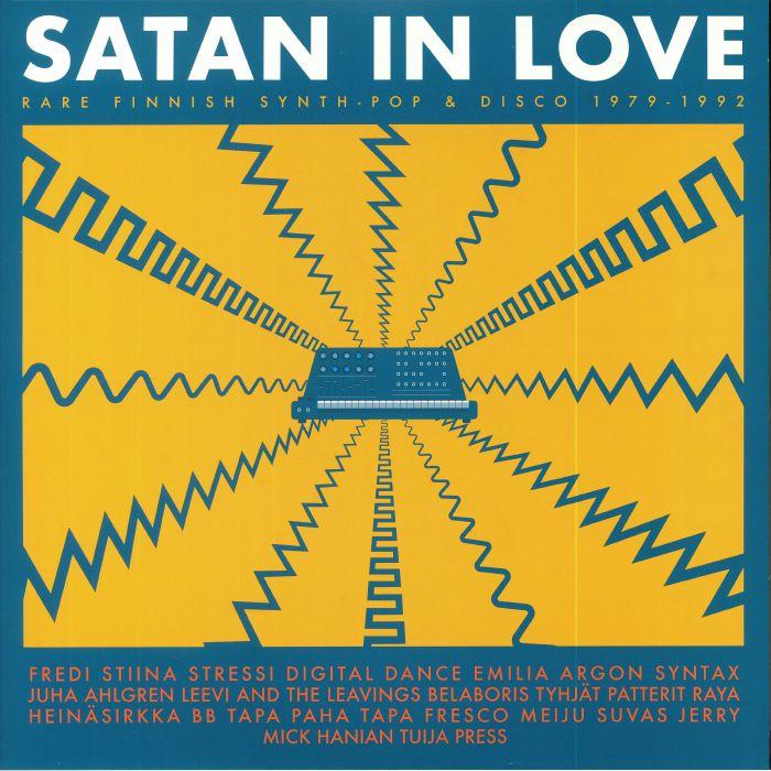 VA - Satan in Love: Rare Finnish Synth-Pop & Disco 1979-1992 (2018)