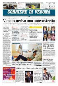 Corriere di Verona – 11 novembre 2020