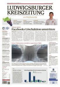 Ludwigsburger Kreiszeitung LKZ - 18 September 2021