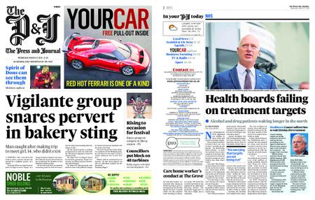 The Press and Journal Moray – March 27, 2019