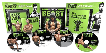 Beachbody - Body Beast Workout [repost]