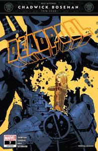 Deadpool 007 2020 Digital Zone