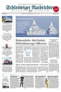Schleswiger Nachrichten - 08. November 2017