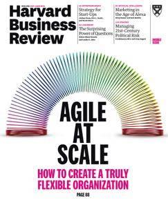 Harvard Business Review USA - May/June 2018